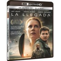 La llegada - UHD + Blu-Ray