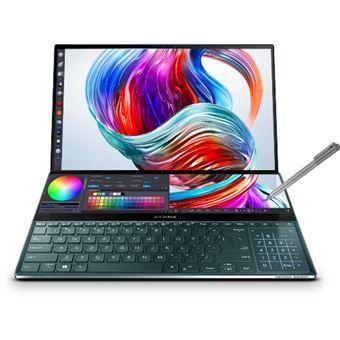 Portátil Asus ZenBook Pro Duo UX581LV 15,6'' Aluminio Azul