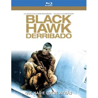 Black Hawk derribado - Blu-Ray