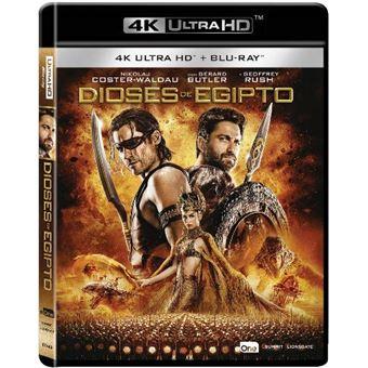 Dioses de Egipto - UHD + Blu-Ray