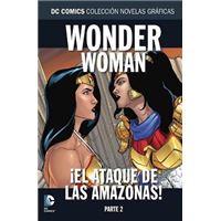 Colección Novelas Gráficas núm. 91: Wonder Woman: El ataque de las amazonas! Parte 2