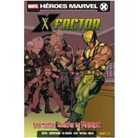 X Factor Vol2 4. Héroes Marvel