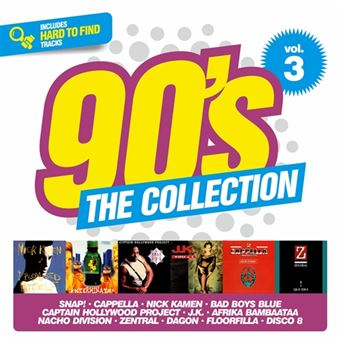 90s the collection Vol 3 - 2 CD
