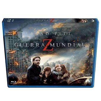 Guerra Mundial Z - Blu-Ray Ed Horizontal + DVD extras