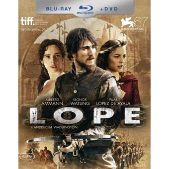 Lope - Blu-Ray + DVD