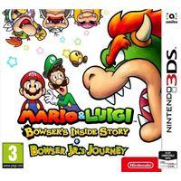Mario & Luigi: Viaje al centro de Bowser + Las peripecias de Bowsy - 3DS