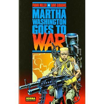 Martha Washington 2: Martha Washington Goes to War