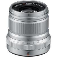 Objetivo Fujifilm XF50mm F2 R WR Plata