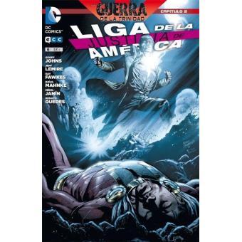 Liga de la Justicia de América0. Guerra de la Trinidad 2. Nuevo Universo DC