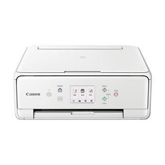 Impresora multifunción Canon Pixma TS6151 Wi-Fi Blanco