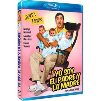 Yo soy el padre y la madre - Blu-Ray