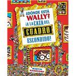 ¿Dónde está Wally?: a la caza del cuadro escondido
