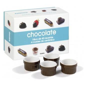 Chocolate. Pack 40 recetas