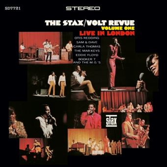 Stax / Volt Revue Volume 1 Live In London
