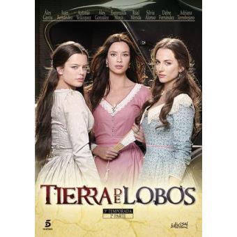 Tierra de Lobos  Temporada 3 - Volumen 2 - DVD