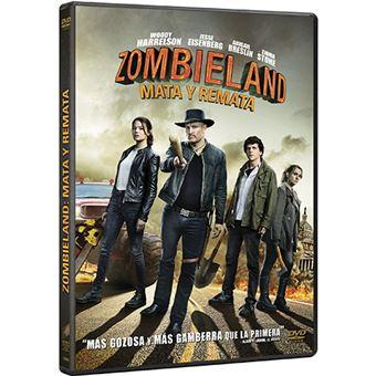 Zombieland 2: Mata y remata - DVD