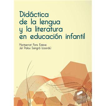 Didáctica de la lengua y la literatura en educación infantil