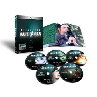 Pack Alejandro Amenábar + Libreto - Blu-Ray