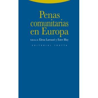 Penas comunitarias en Europa