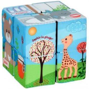 Puzle-cubo mágico Sophie la jirafa