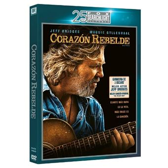 Corazón rebelde -  Ed 25 Aniversario Fox Searchlight - DVD