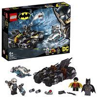 LEGO DC Super Heroes Batalla en la batmoto contra Mr. Freeze