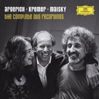 Argerich, Kremer, Maisky: The Complete Duo Recordings (Box Set)