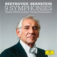 Box Set Beethoven: 9 Symphonies - 5 CD + Blu-Ray