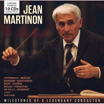 Box Set Milestones of a Legendary Conductor - 10 CD