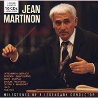 Box Set Milestones of a Legendary Conductor - 10 CD