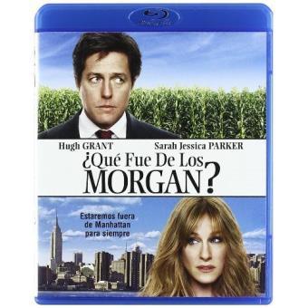 ¿Qué fue de los Morgan? - Blu-Ray