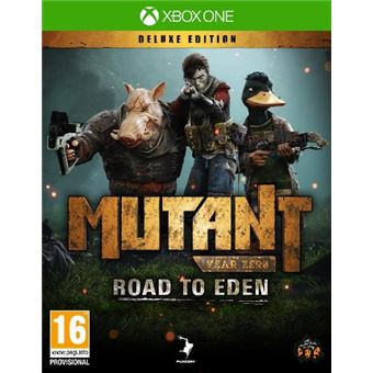 Mutant Year Zero: Road to Eden - Deluxe Edition - XBOX One