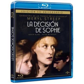 La decisión de Sophie - Blu-Ray