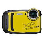 Cámara deportiva Fujifilm XP140 Amarillo