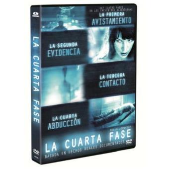La cuarta fase - DVD - Olatunde Osunsanmi - Milla Jovovich - Will ...