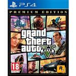 Grand Theft Auto V Premium ED - PS4
