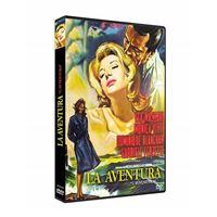 La Aventura - DVD