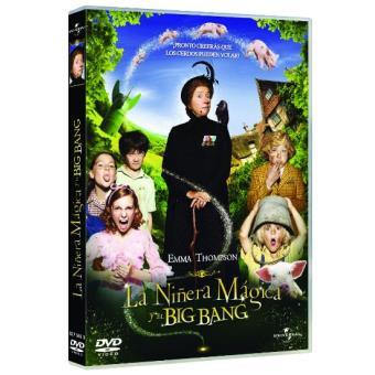 La niñera mágica y el Big Bang - DVD
