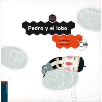 Pedro y el lobo + CD