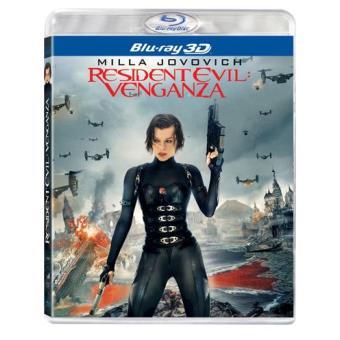 Resident Evil 5: Venganza - Blu-Ray + 3D