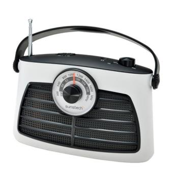 Radio Portátil Sunstech RPS660 AM/FM