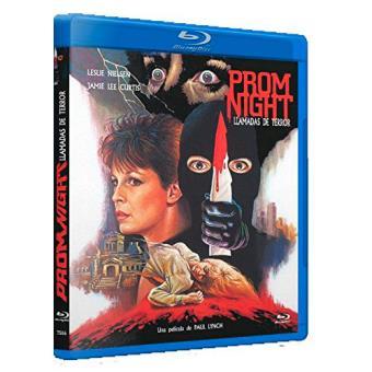 Prom Night. Llamadas de terror - Blu-Ray