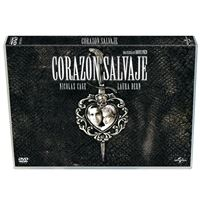 Corazón Salvaje - DVD Ed Horizontal