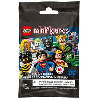 Mini figuras DC Super Heroes Series 71026 - Varios modelos