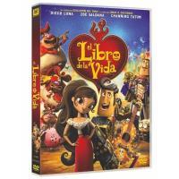 El libro de la vida - DVD