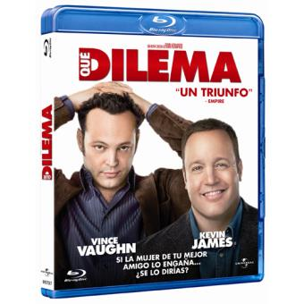 ¡Qué dilema! - Blu-Ray