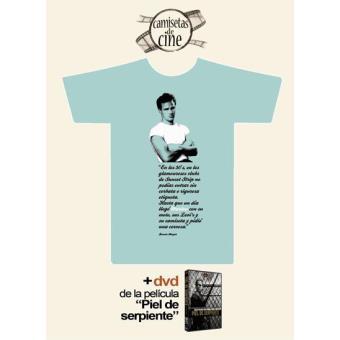 Pack Piel de serpiente + Camiseta - Exclusiva Fnac - DVD