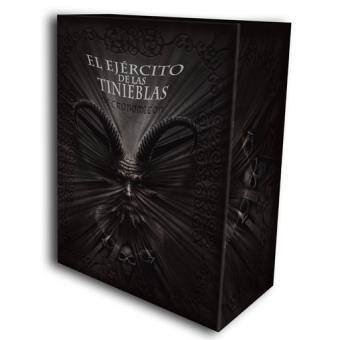 Pack El ejército de las tinieblas: Edición coleccionista - Exclusiva Fnac - Blu-Ray + DVD + Libro
