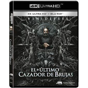 El último cazador de brujas - UHD + Blu-Ray