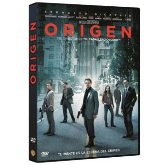 Origen (Inception) - DVD